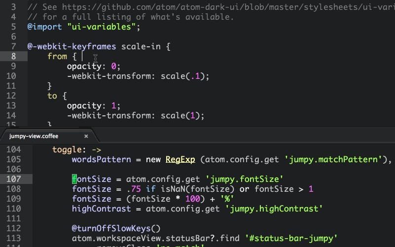 Must-Have Atom Packages For Developers