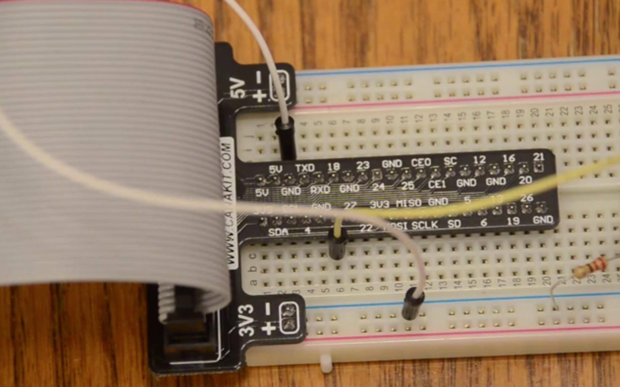 Iot Python App With A Raspberry Pi And Bluemix Dzone Wiringpi Not Working