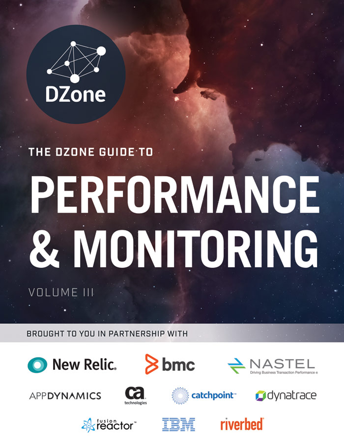 FusionReactor features in the DZone Performance & Monitoring Guide