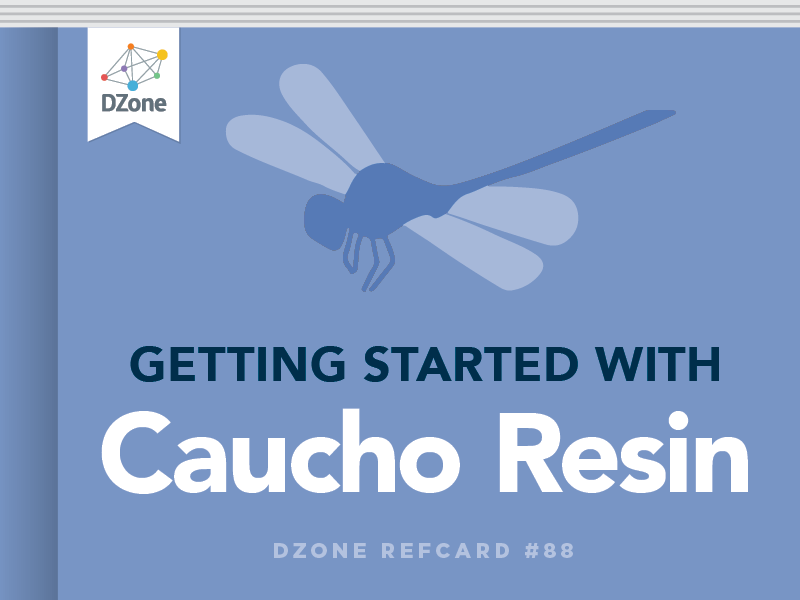 getting started with caucho resin dzone refcardz