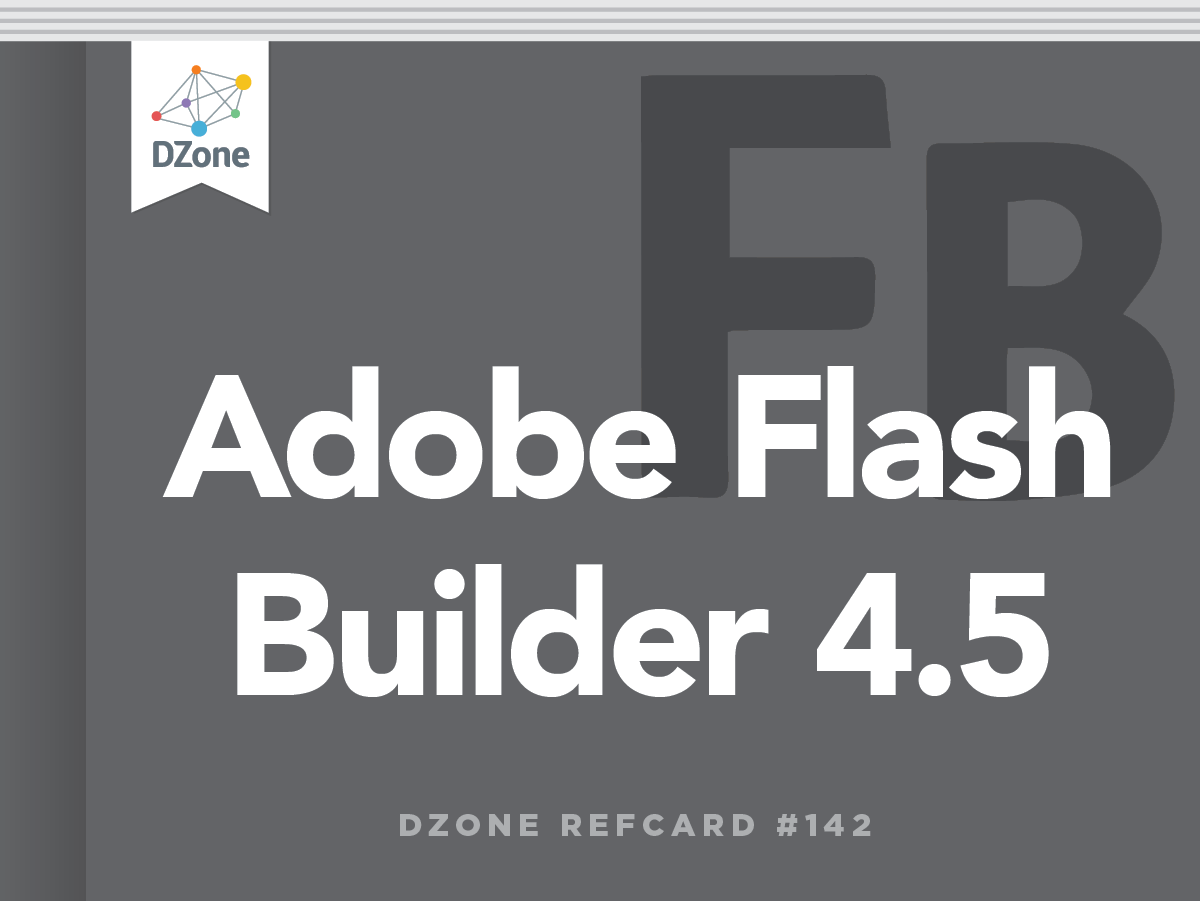 Adobe® Flash® Builder™ 4.5 Read Me