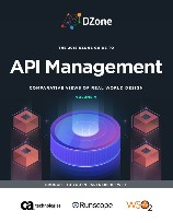 API Management: Comparative Views of Real-World Design
