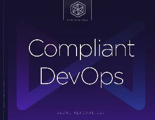 Compliant DevOps