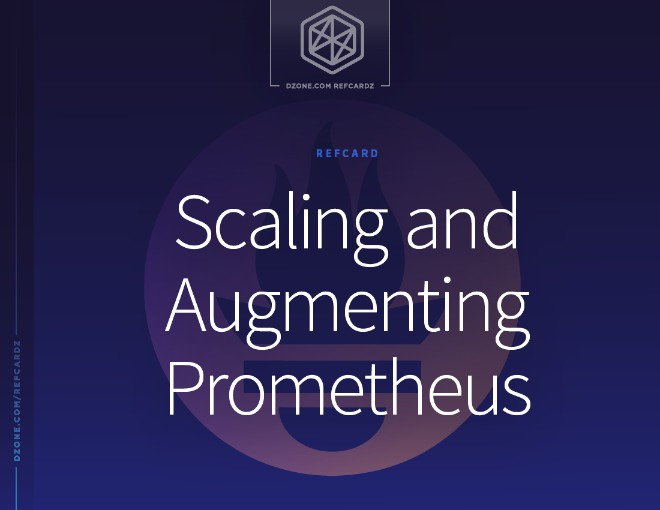Scaling and Augmenting Prometheus