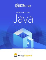 Java: New Developments and Features