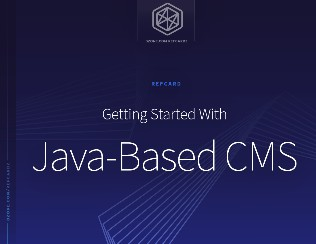 Getting Started With Java-Based CMS