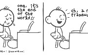 It's the End of the World [Comic]