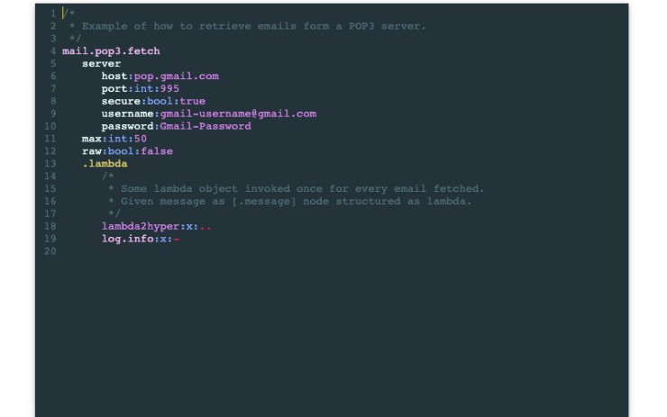 Hyperlambda - Probably the coolest .Net Core Programming Language in the...