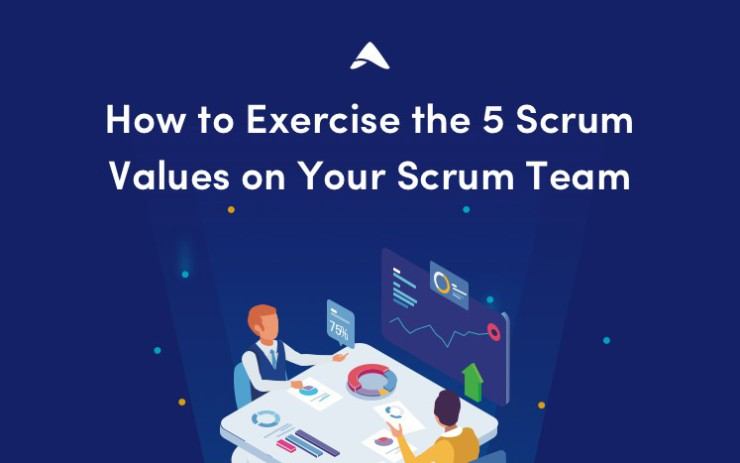 How to Exercise the 5 Scrum Values on Your Scrum Team