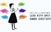 Leading With Open Ended Questions