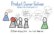 Three Wide-Spread Product Owner Failures in 6:09 Minutes