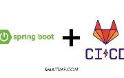 Auto Deploy Spring Boot App Using Gitlab CI/CD