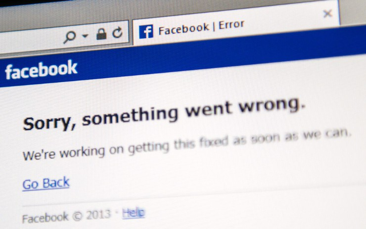 Incident Review For the Facebook Outage