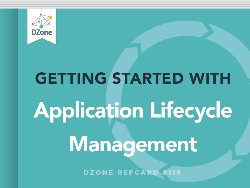 Getting Started with Application Lifecycle Management