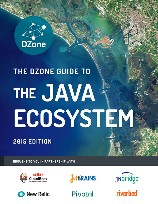 The Java Ecosystem