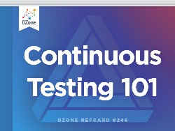 Continuous Testing 101