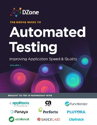 Automated Testing: Improving Application Speed and Quality