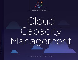 Cloud Capacity Management